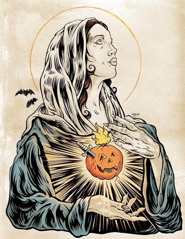 Ghoulish Gary Pullin - Immaculate Pumpkin