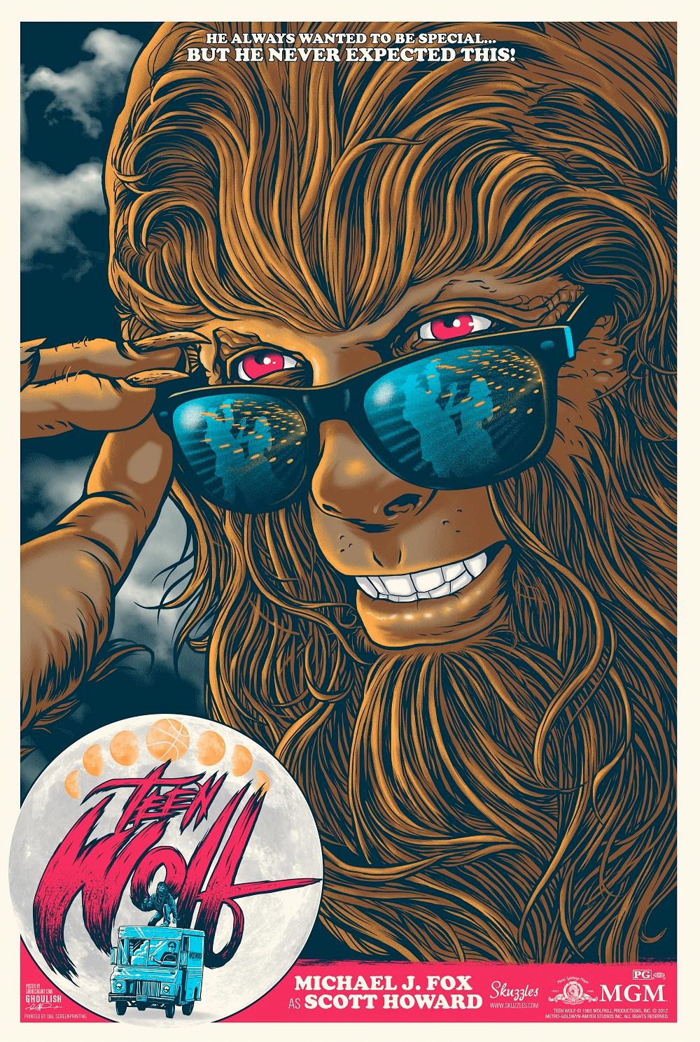 Ghoulish Gary Pullin - Teen Wolf