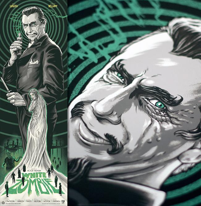 Ghoulish Gary Pullin - White Zombie