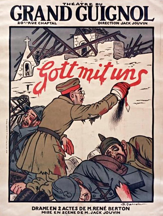Grand-Guignol Theatre Poster