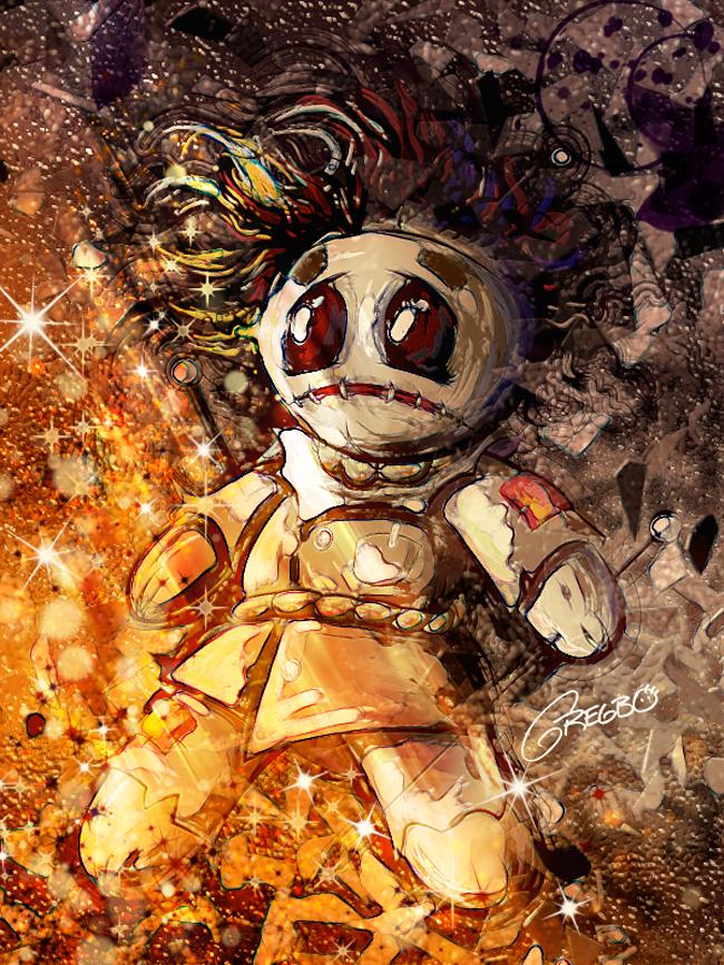 Gregbo Watson - Voodoo Doll