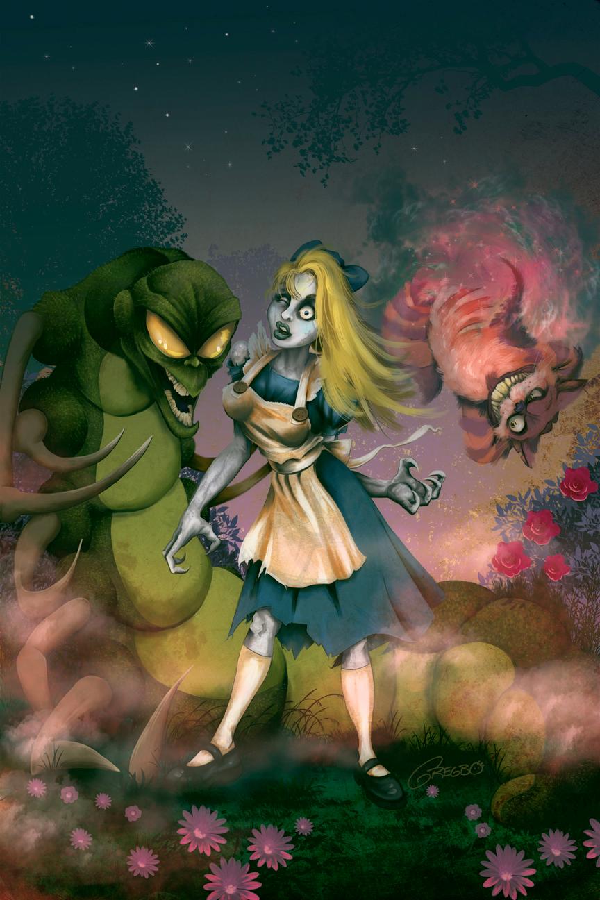 Gregbo Watson - Zombie Alice