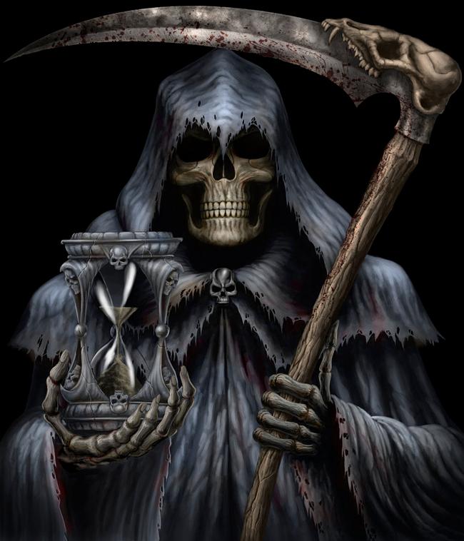 Grim Reaper - Andrew Dobell