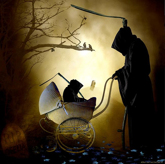 Grim Reaper - BK Hook