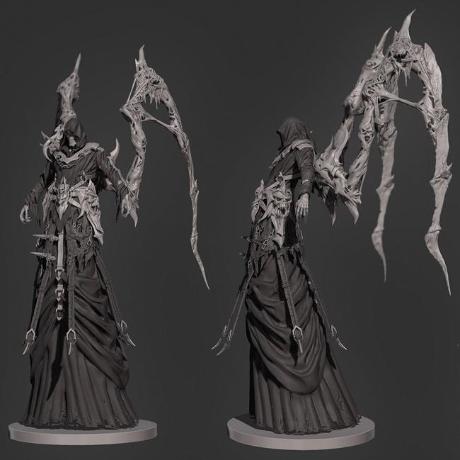 Grim Reaper - Firebat