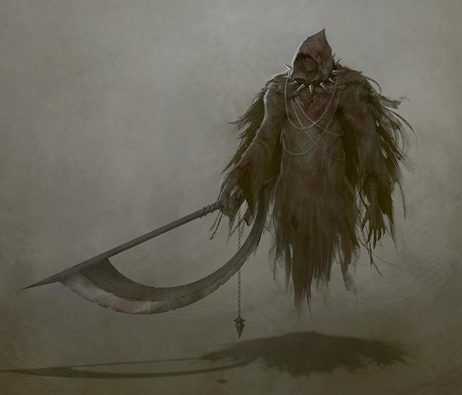 Grim Reaper - Vindictus