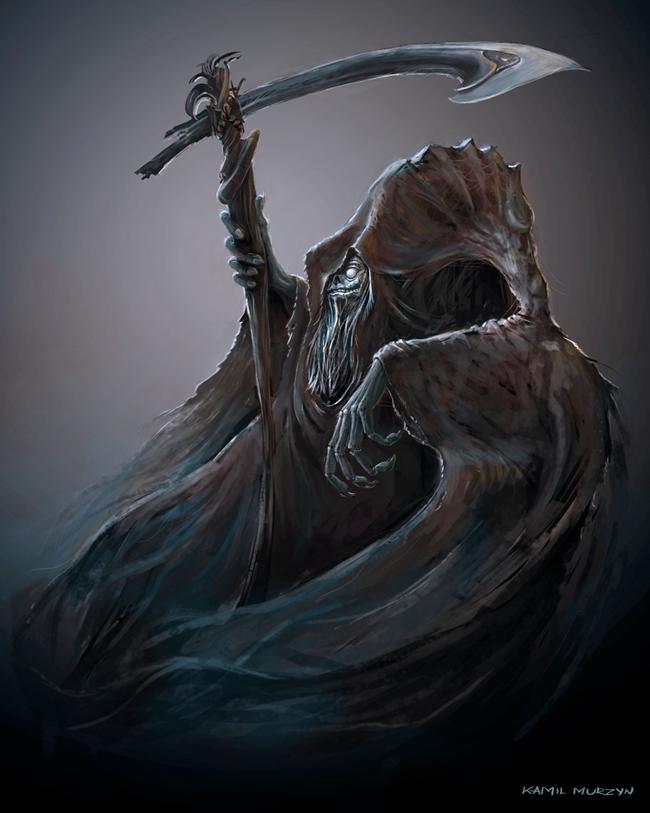 Grim Reaper - Kamil Murzyn