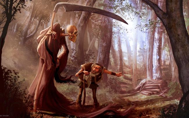 Grim Reaper - Marc Simonetti