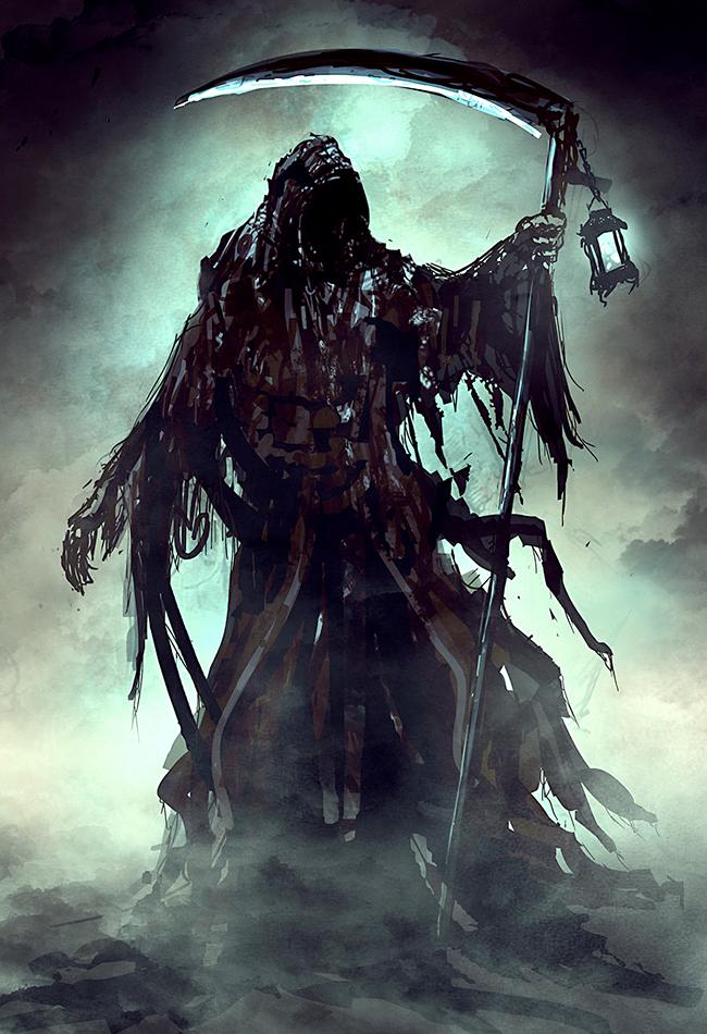 Grim Reaper - Razvan Negrea