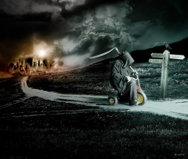 Grim Reaper - Salis