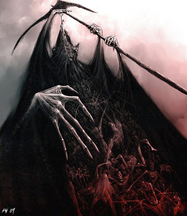 Grim Reaper - Simon Wong