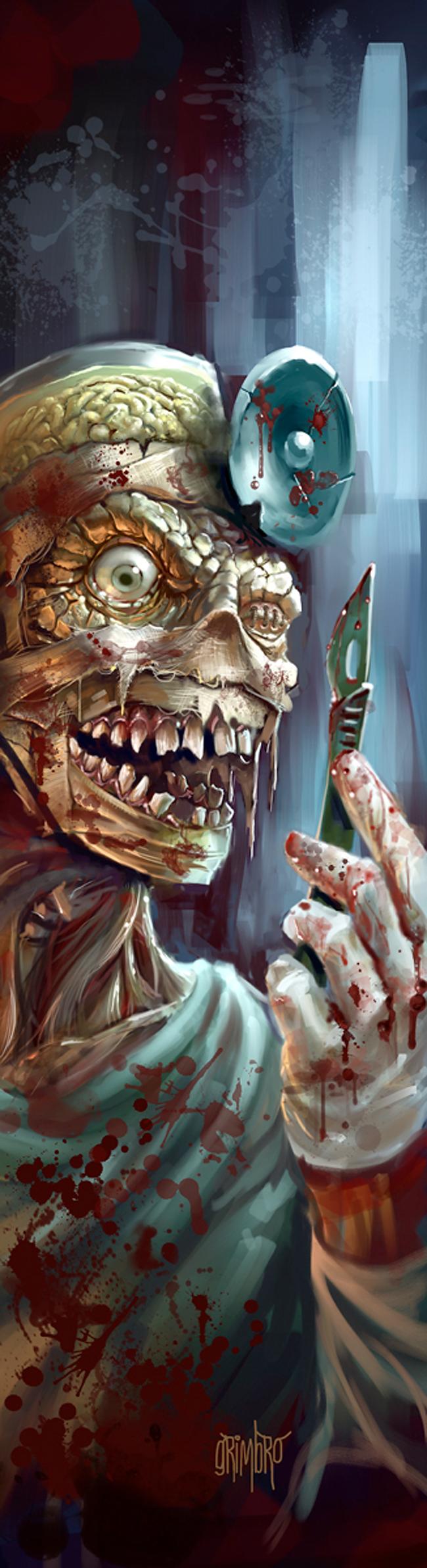 Grimbro - Dr Cyclops