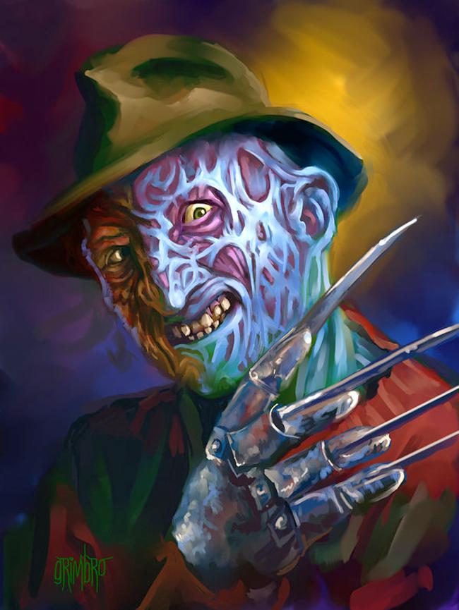 Grimbro - Freddy Krueger