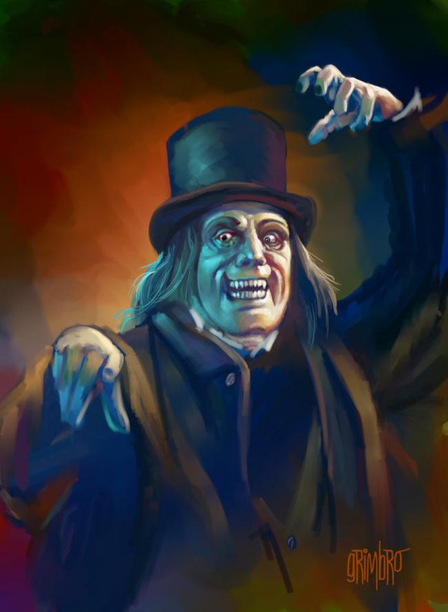 Grimbro - Vampire