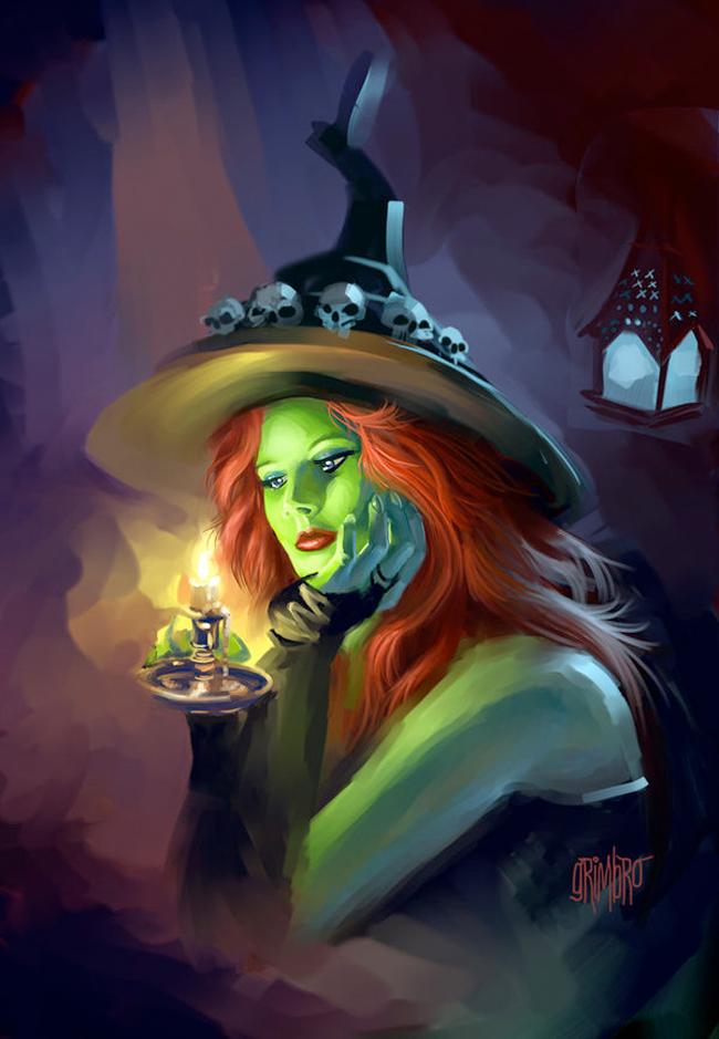 Grimbro - Witchie Boo