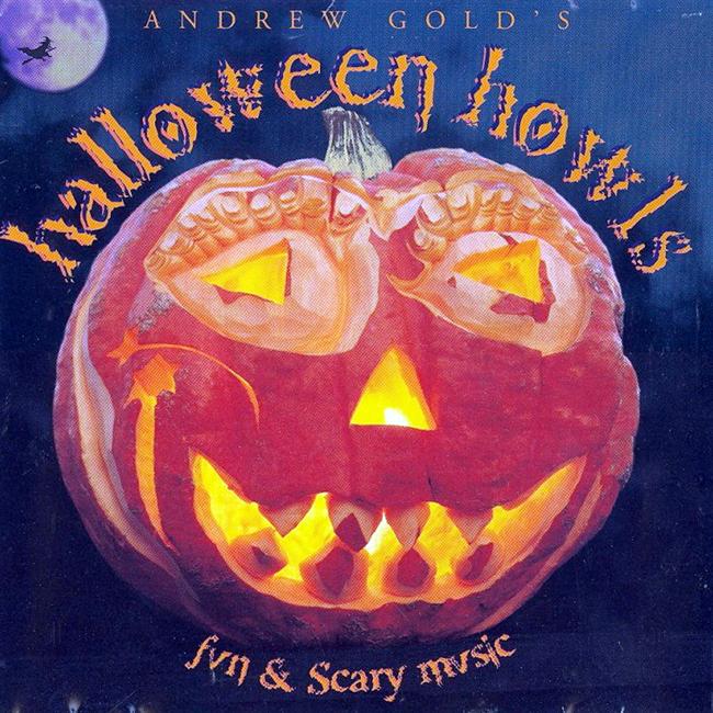 Halloween Album Cover - Halloween Howls