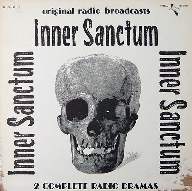 Halloween Album Cover - Inner Sanctum