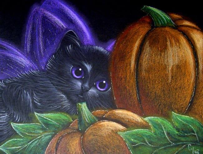 halloween-black-cats - Cyra Cancel