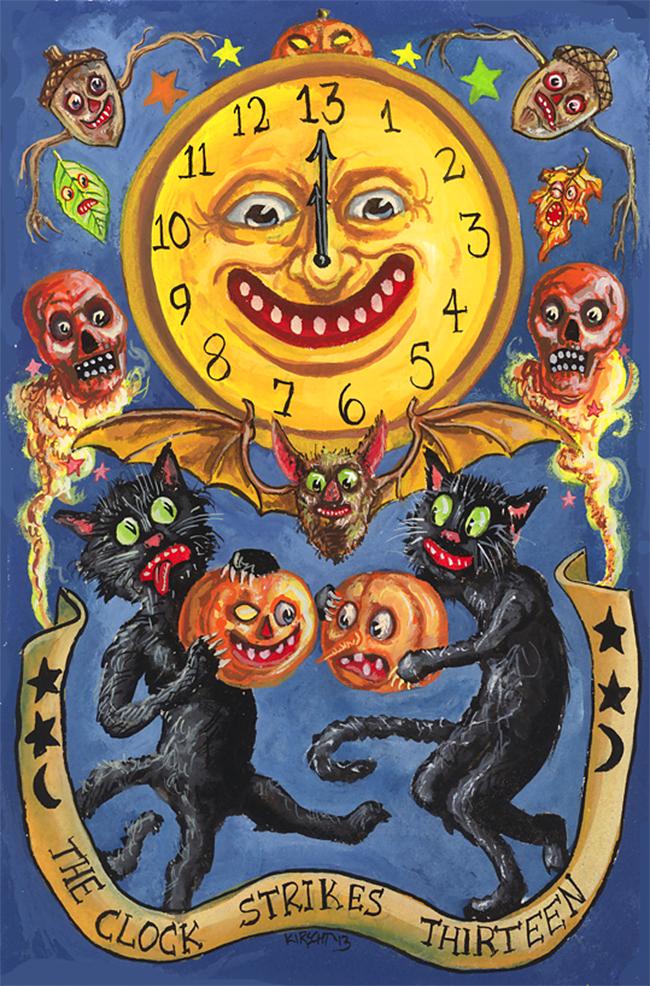 halloween-black-cats - Matthew Kirscht