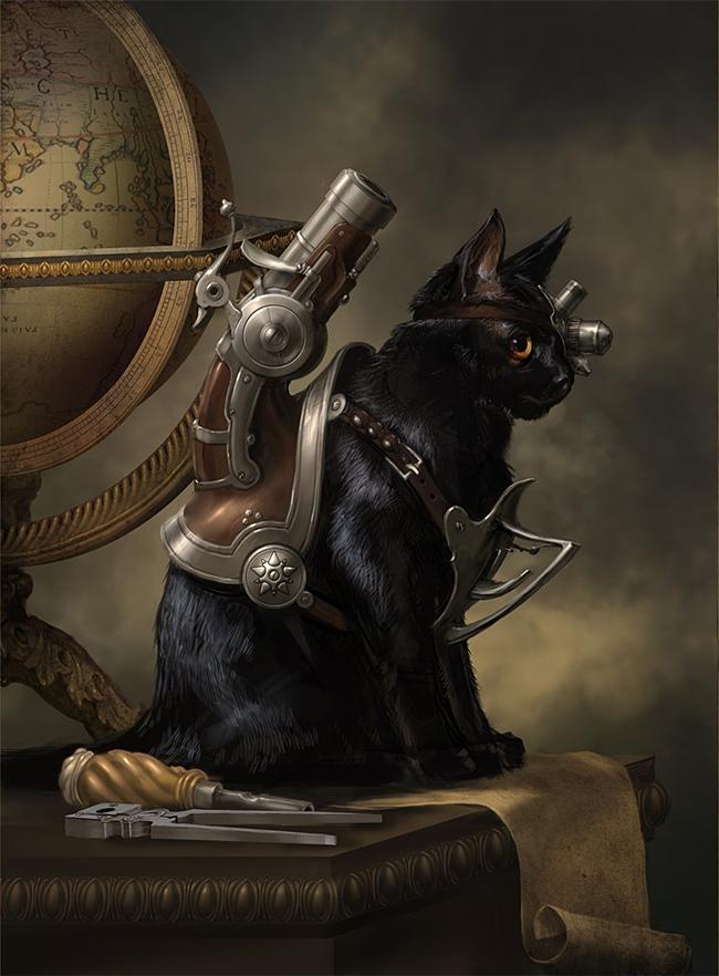 halloween-black-cats - Ruslan Svobodin