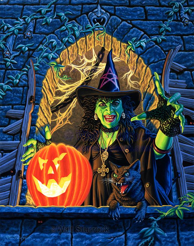 halloween-black-cats - Walt Sturrock
