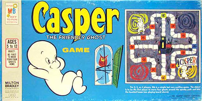 Casper Game