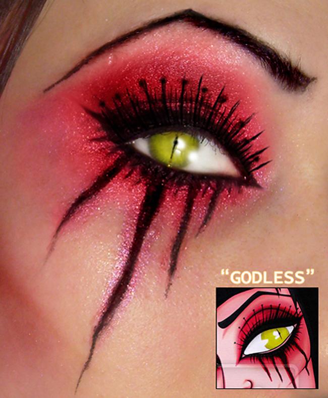 Halloween Eyes - Bleeds Chaos