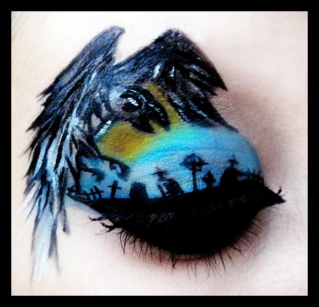 Halloween Eyes - Catherine Falcon