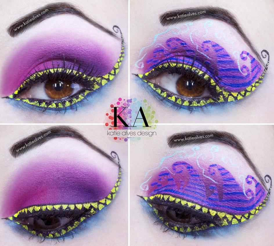 Halloween Eyes - Katie Alves