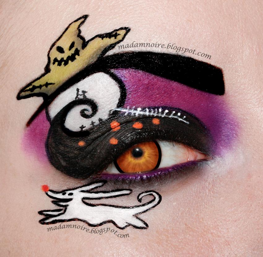 Halloween Eyes - Madam Noire