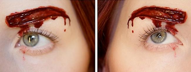 Halloween Eyes - Sandra Holmbom