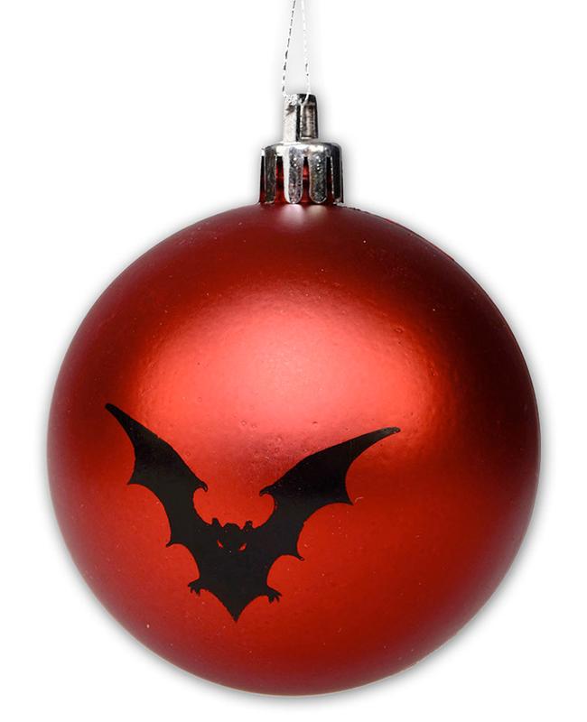 Creepmas Bat Ornament