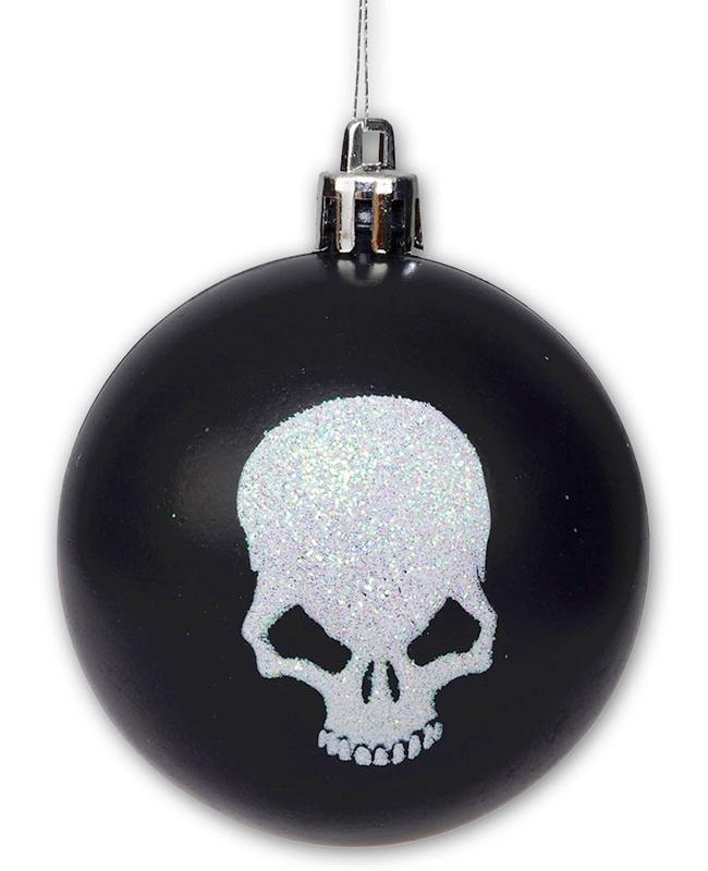 Creepmas Skull Ornament