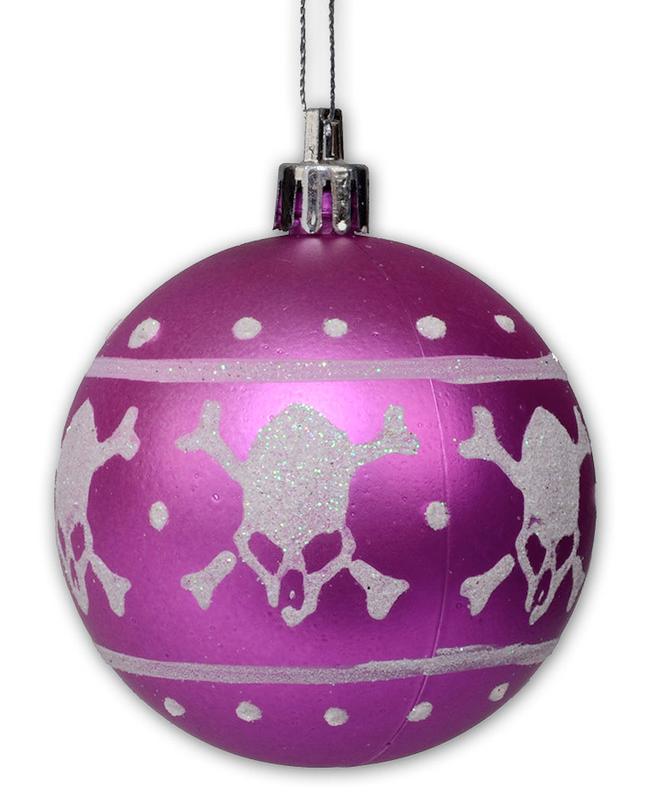 Creepmas X-Bones Ornament