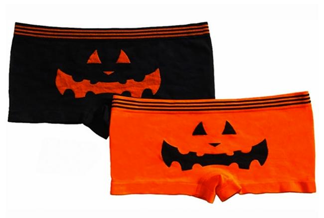 Halloween Undies - Jack's Back Boyshort