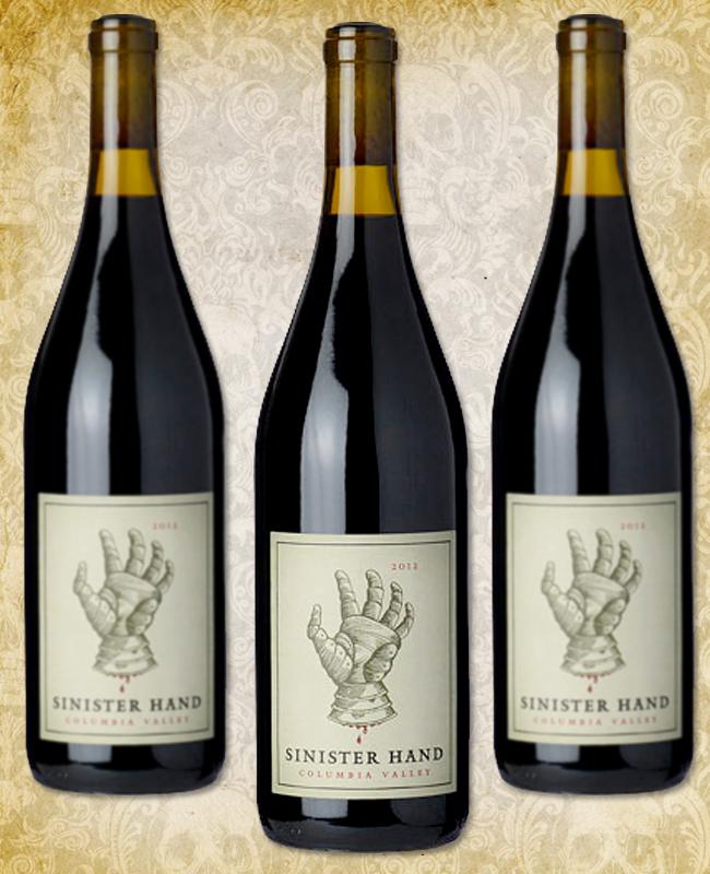 Halloween Wine - Owen Roe Sinister Hand