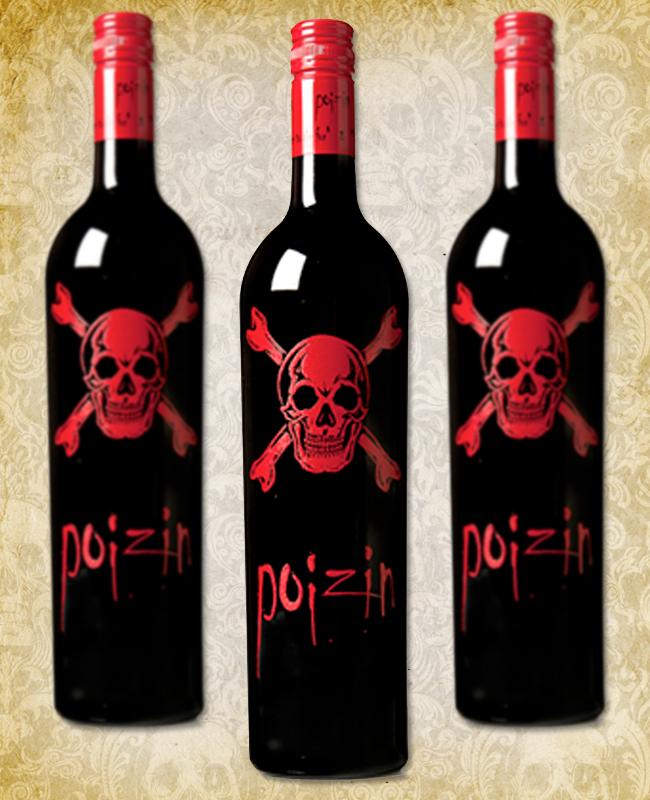 Halloween Wine - Poizin Reserve