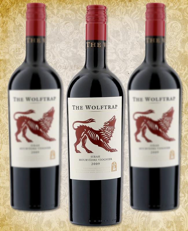 Halloween Wine - The Wolftrap