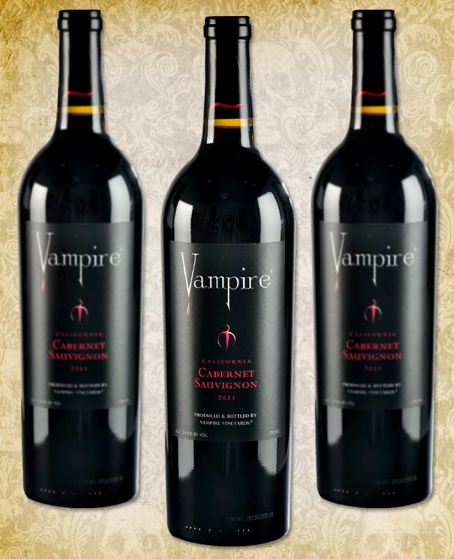 Halloween Wine - Vampire Cabernet Sauvignon