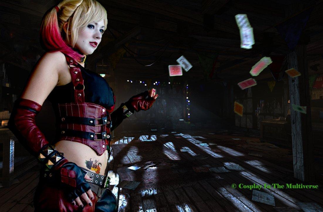 Harley Quinn - Alexandra Threw