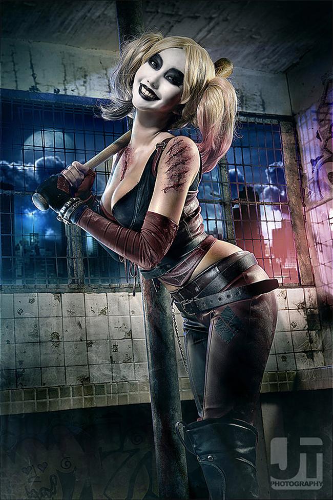 Harley Quinn - Alodia Gosiengfiao
