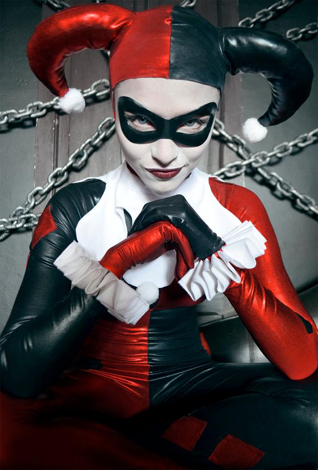 Harley Quinn - Angela Bermúdez