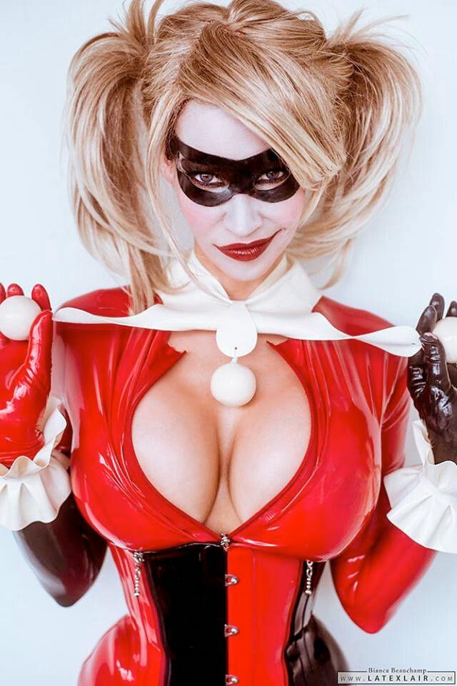 Harley Quinn - Bianca Beauchamp