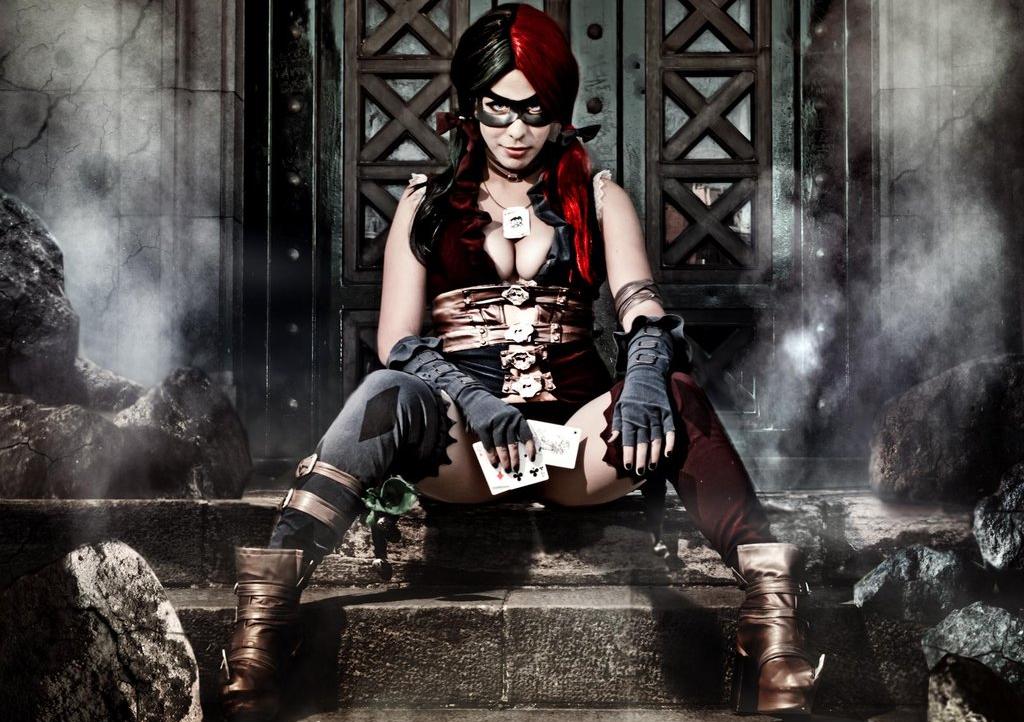 Harley Quinn - Candu Stark
