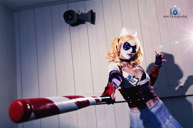Harley Quinn - Cutey Kitty