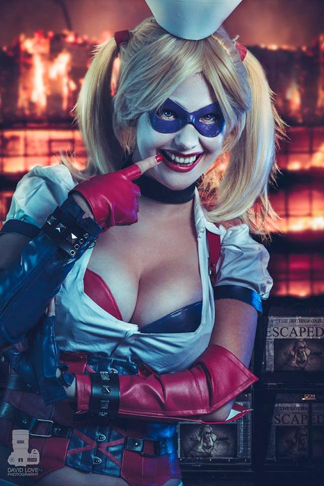 Harley Quinn - David Love Photography