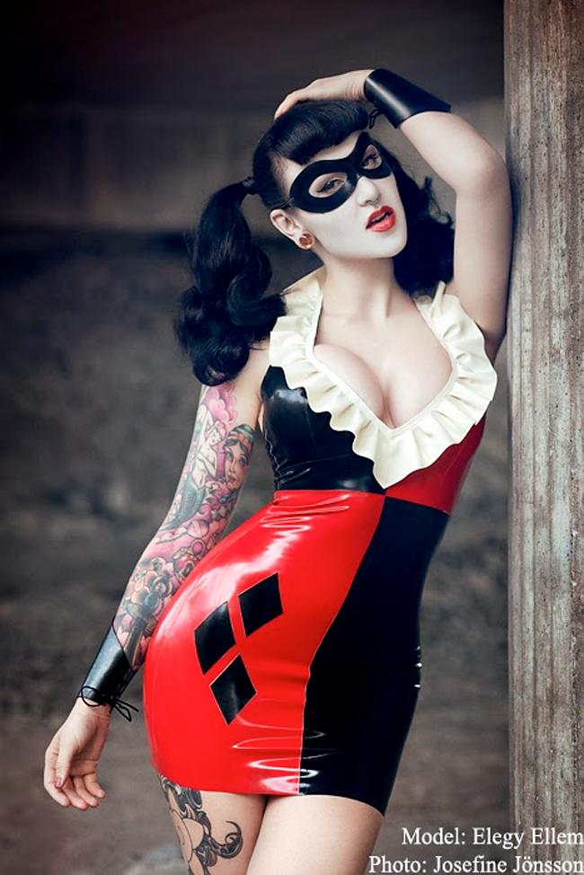 Harley Quinn - Elegy Ellem