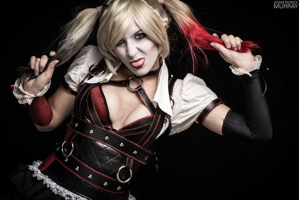 Harley Quinn - Itty Bitty Geek