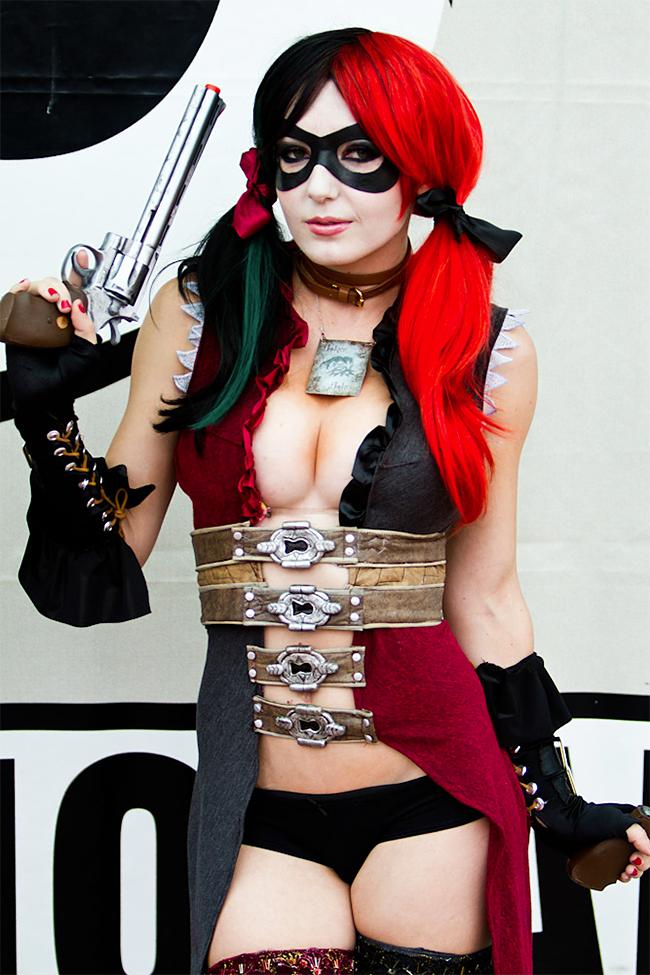 Harley Quinn - Jessica Nigri