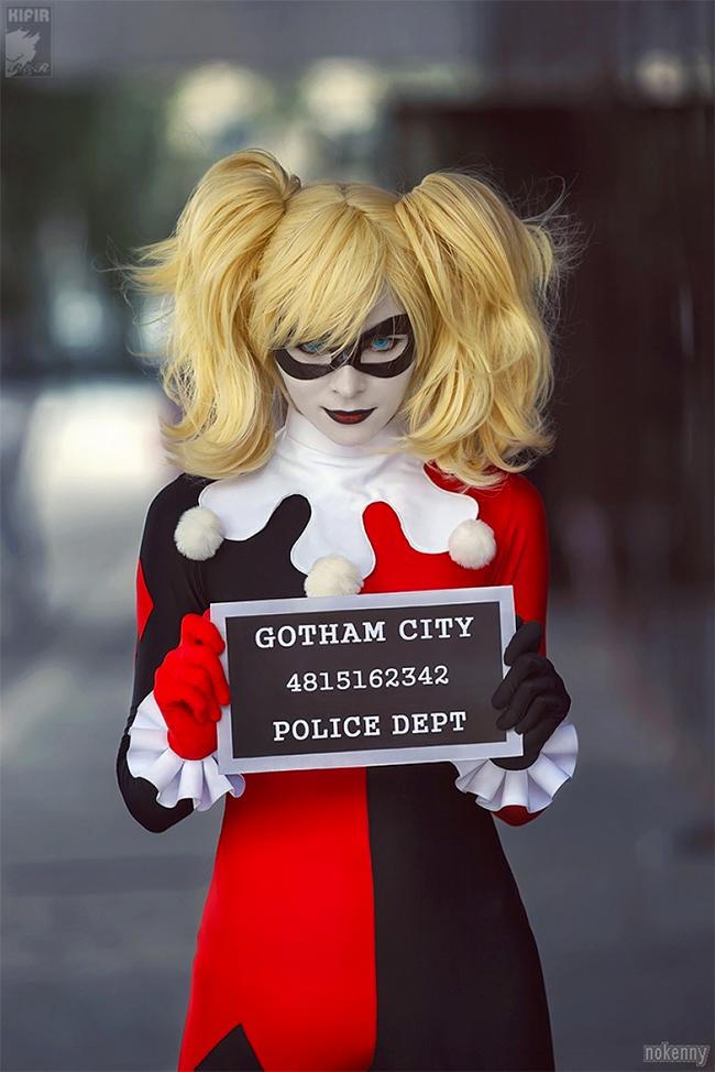 Harley Quinn - Ryoko Demon